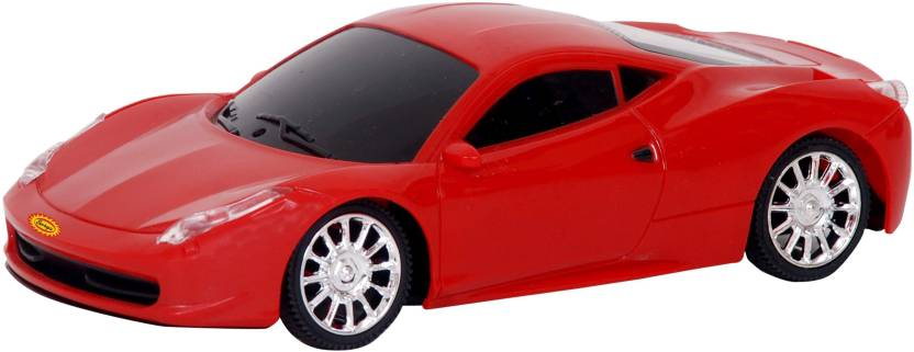 Surya Remote Control Car In Red Colour Remote Control Car In Red