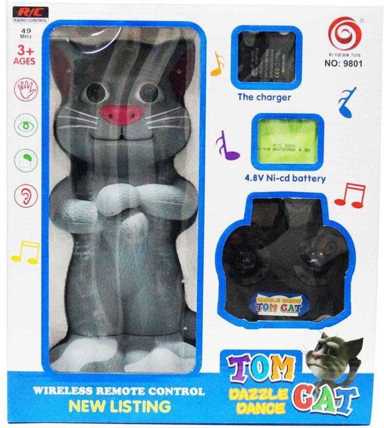 Nds Talking Tom With Remote Control And Interactive Talking Tom