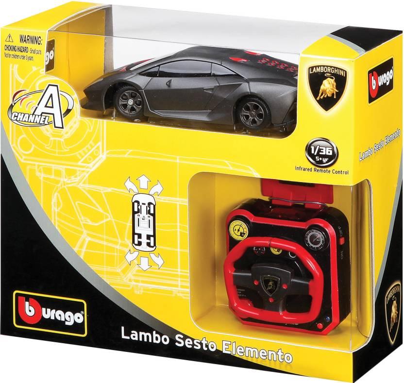 Bburago Lamborghini Sesto Elemento - IR Wrist Racer