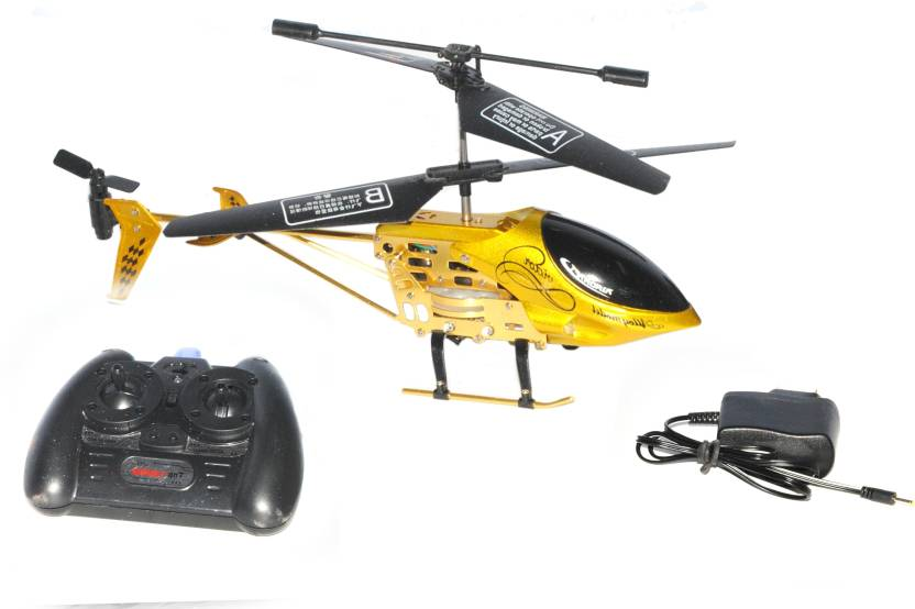 trounce Gold Edition 3 5 Channel Helicopter - Gold Edition 3 5