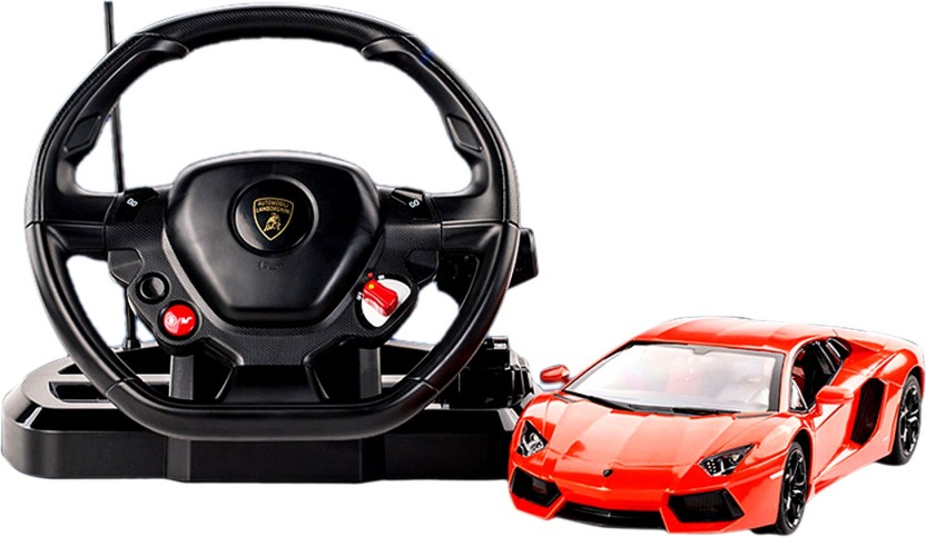 Rastar Lamborghini Aventador LP700 With Steering Wheel