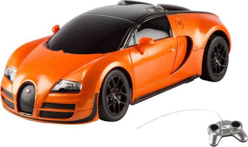 Toyhouse Radio Remote Control 1 24 Bugatti Veyron 16 4 Grand Sport