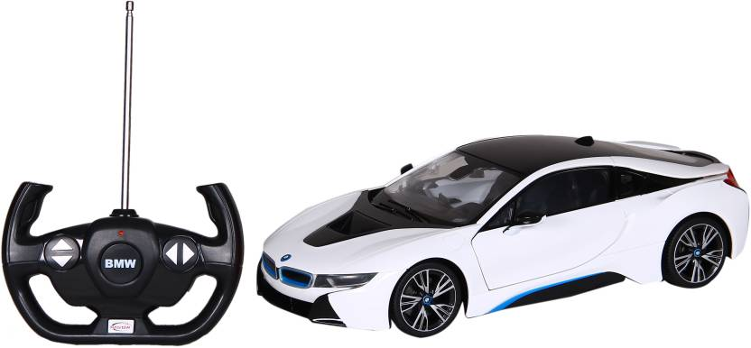 Toy House Officially Licensed 1 14 Bmw I8 Rc Scale Model Car Open