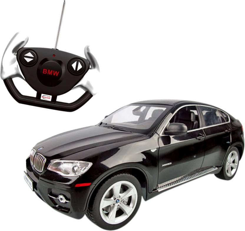 Bmw X6 Toy Car: Rastar Rastar BMW X6 Remote Controlled Car