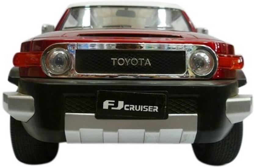 Abb Toyota Fj Cruiser Scale 1 12 Remote Control Battery Operated