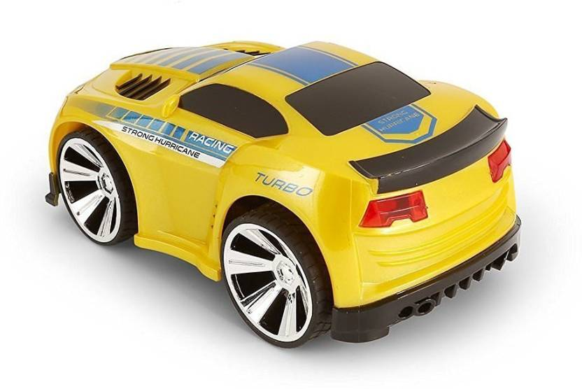 aeb54c6f09c Lavidi Voice Control RC car for kids with Smart Watch Perfect Gift for  Birthday Grey (Yellow)
