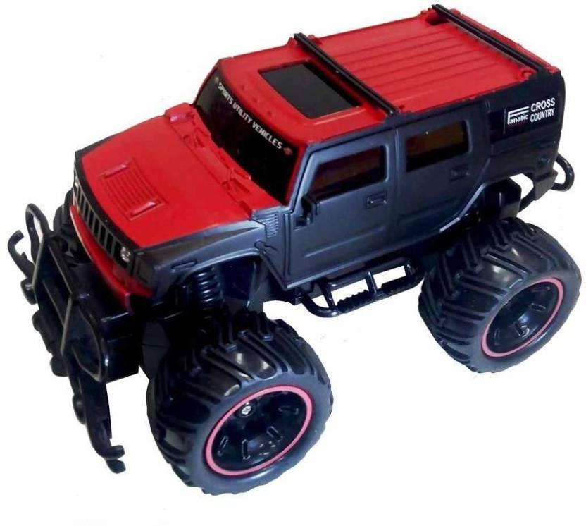 Techhark Mad Racing Cross- Country Remote Control Monster Truck Car 1:20  scale HB 666-AC02 27MHZ