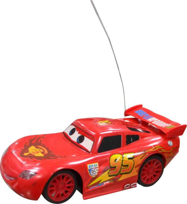 disney rc turbo racer lightning mcqueen rc turbo racer