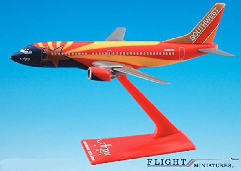 Flight Miniatures Southwest Arizona 737-300 Airplane