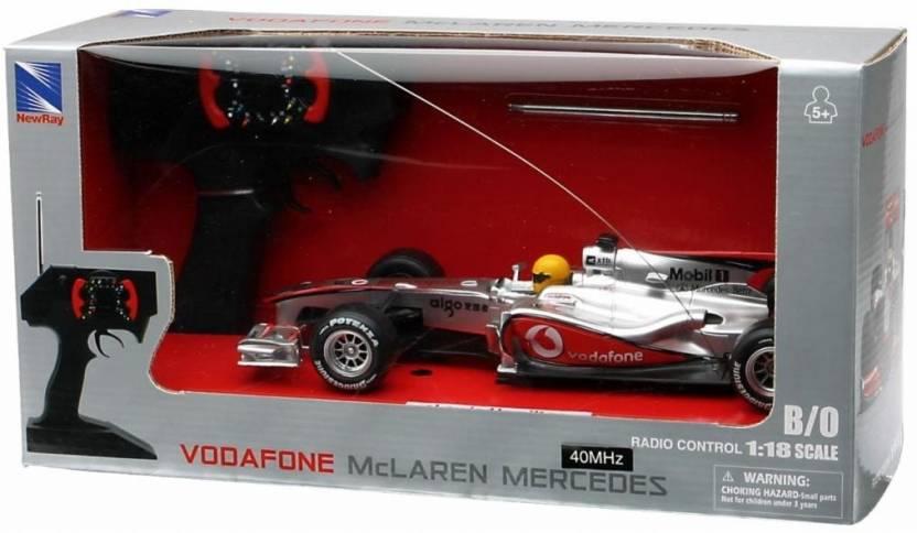 New-Ray 1:18 Vodafone Mclaren Mercedes - 1:18 Vodafone