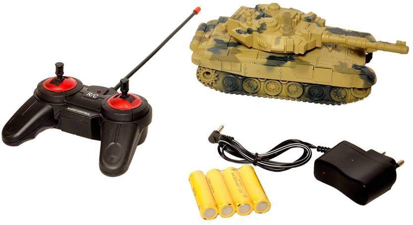 1aa8d993b9f4c7 New Pinch Remote Control Rechargeable Army Tank With Sound
