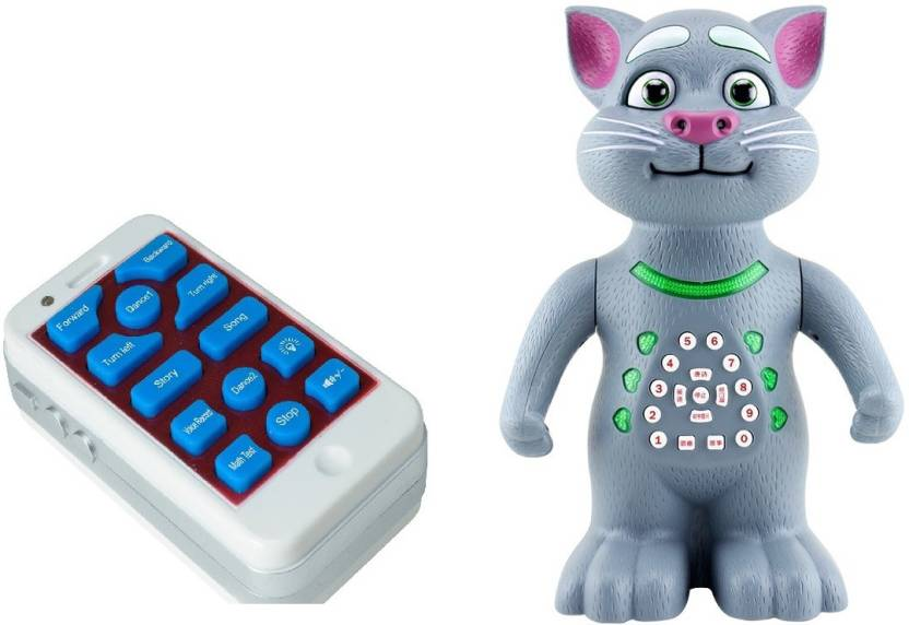 Nds Talking Tom Cat With Remote Control And Recording Talking Tom