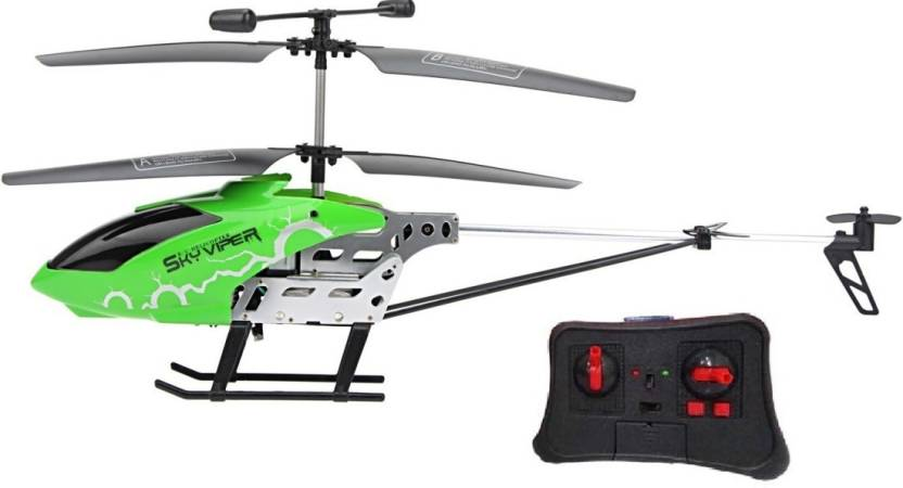 Khareedi Sky Viper Anti fall Remote Control Helicopter with Gyro