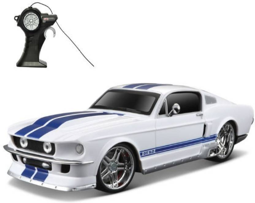 Maisto R C  Ford Mustang Gt   Remote Control Car