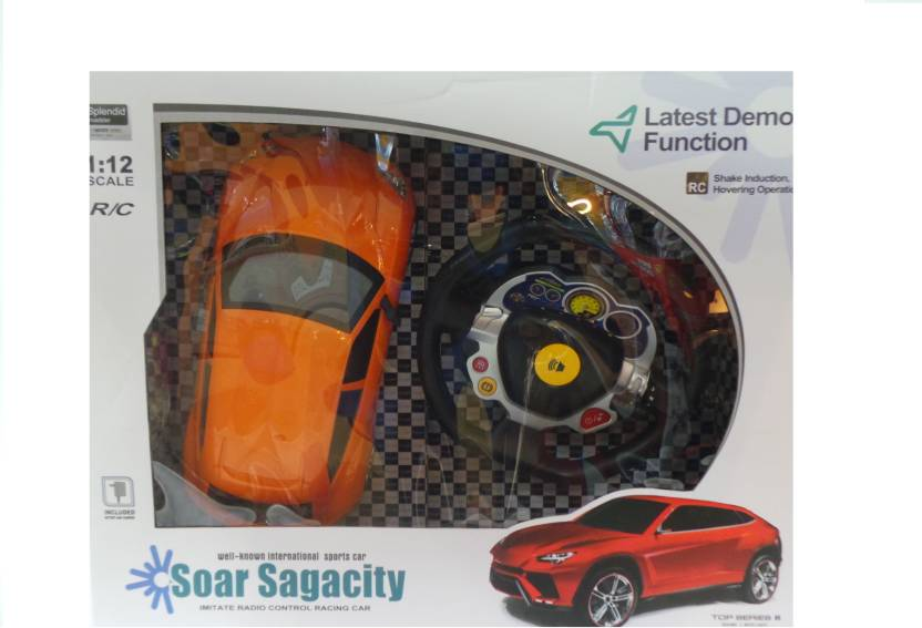 Toy Mall Lamborghini Urus Model Steering Remote Control Car