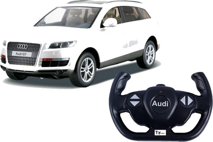 Toy House Radio Remote Control 1:14 Audi Q7 Rc Scale Model Car