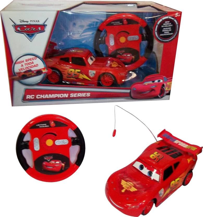 Majorette Disney Cars 2 1 24 Lighting Mc Queen