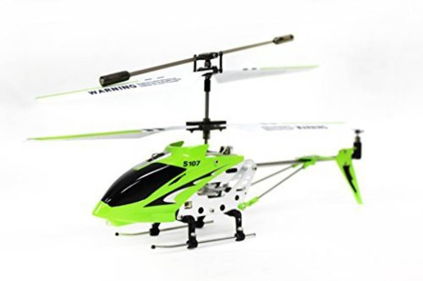 syma s107g  SYMA S107G 3 Channel Rc Radio Control Helicopter With Gyro Green ...