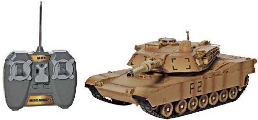 Xq Toys Radio Controlled M1A2 Abrams Tank Forces RC Toys - Radio ...