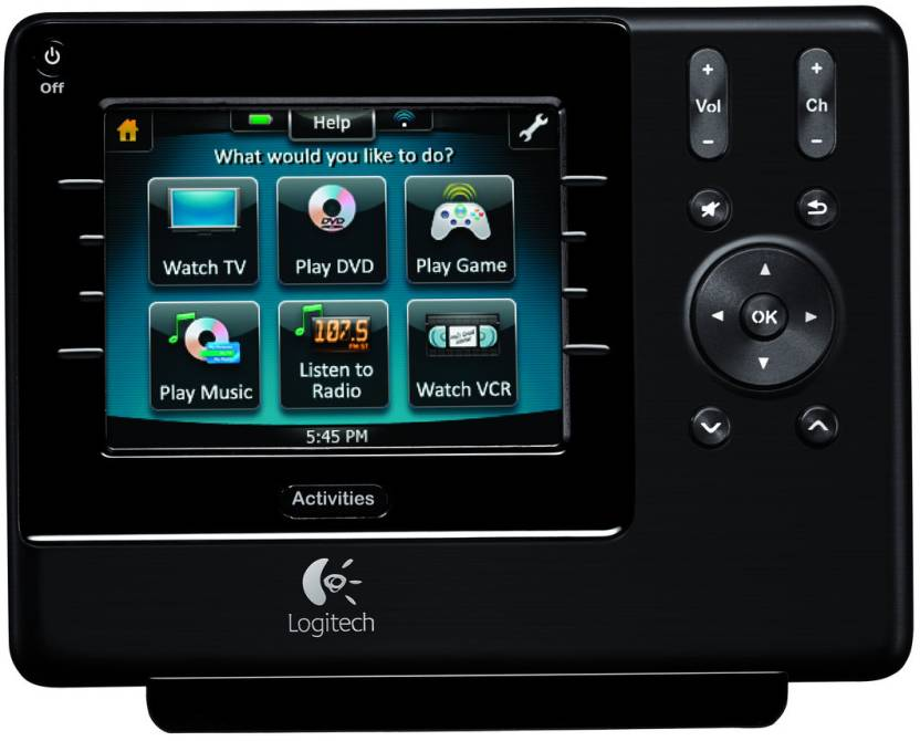 Logitech Harmony 1100 Remote Controller