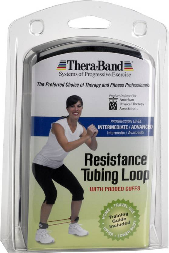 5ba55c295 Thera-Band Loop with Padded Cuff Resistance Tube - Buy Thera-Band ...