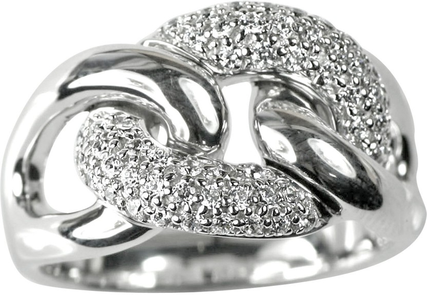 RHODIUM PLATED 925 HALLMARKED SILVER HEART CUT SOLITAIRE STUD EARRINGS