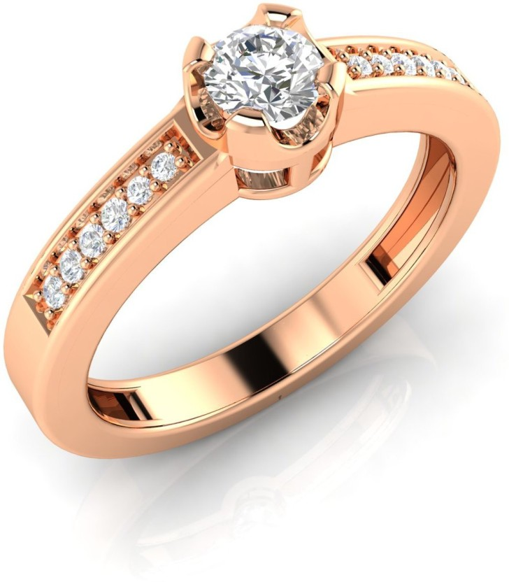f98343672 ... promo code for white eros pandora 18k rose gold diamond ring by white  eros gold diamond