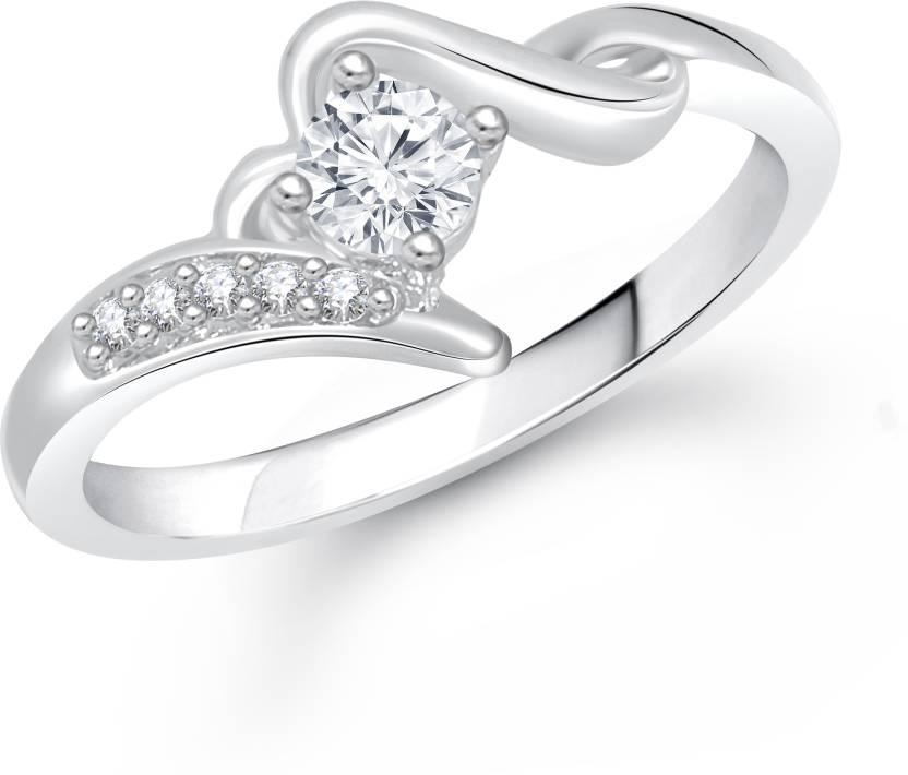 Meenaz Cute Love Alloy Ring Price In India Buy Meenaz Cute Love