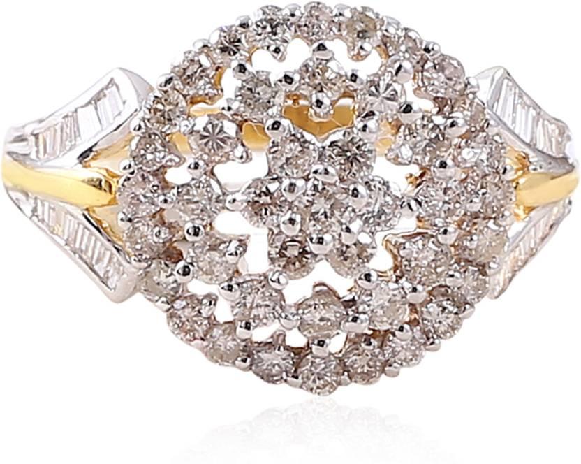 Jisha The Promise 18kt Diamond Yellow Gold ring