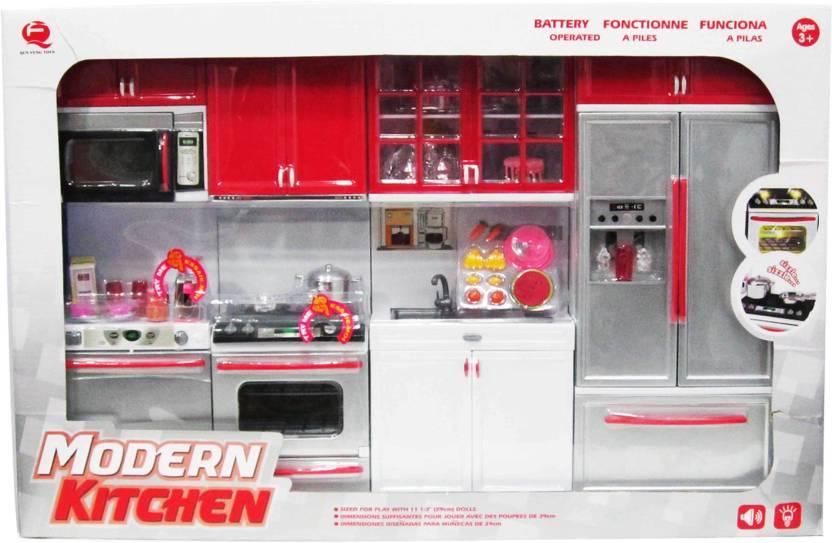 Parv Collections Modern Kitchen Set Modern Kitchen Set Shop For