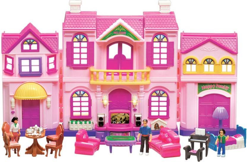 Toy House My Sweet Home With Light And Sound My Sweet Home With