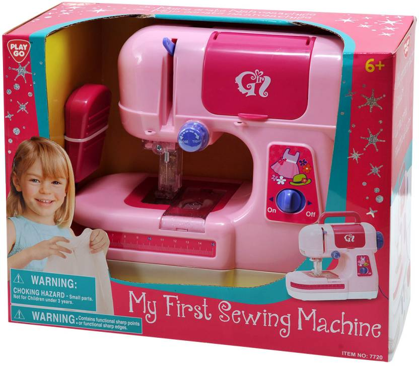 playgo my first sewing machine - my first sewing machine . shop for