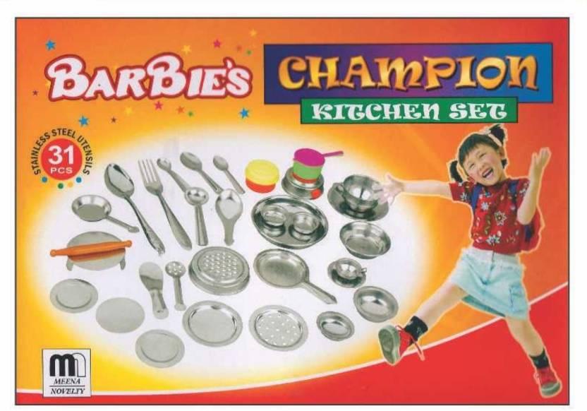 Barbie Champion Kitchen Set Champion Kitchen Set Shop