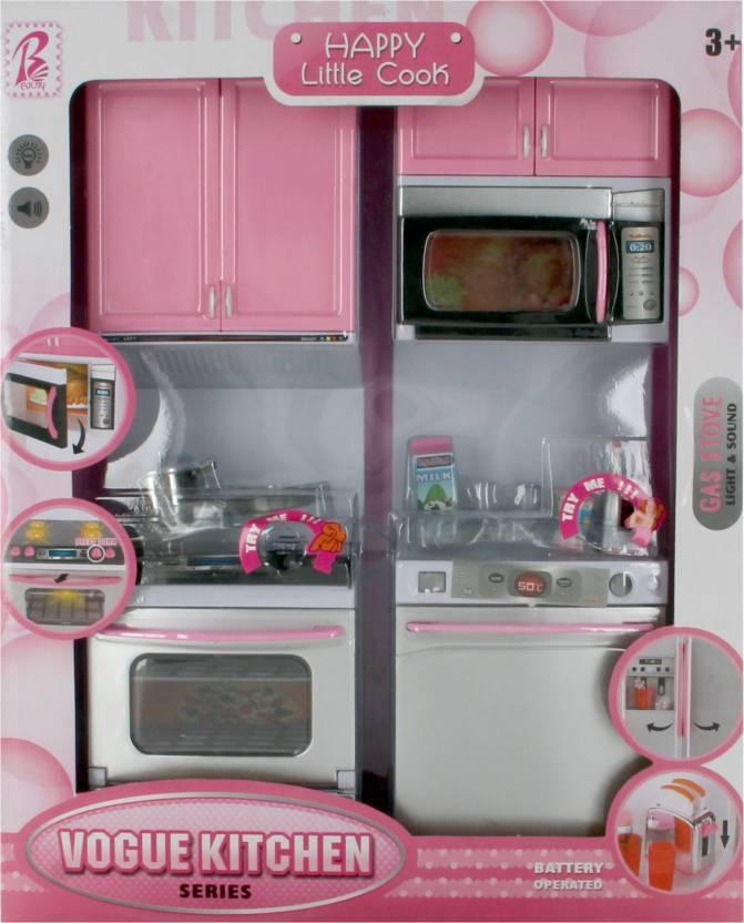 Hamleys Vogue Kitchen Play Set Vogue Kitchen Play Set Shop For