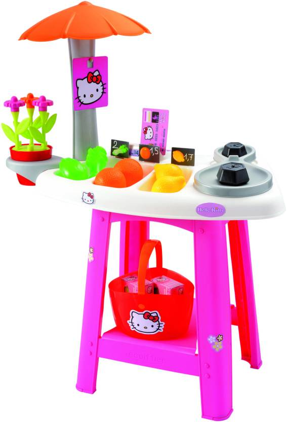 Ecoiffier hello kitty market hello kitty market buy - Cuisine hello kitty ecoiffier ...