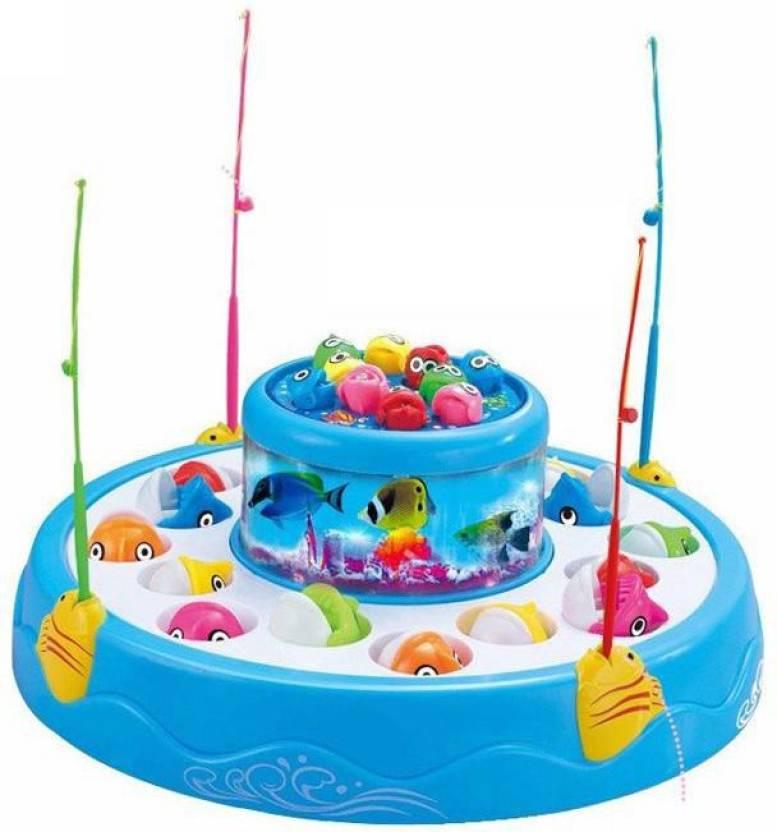 MK Enterprises Fishing Game for Kids - Fishing Game for Kids . Buy ...