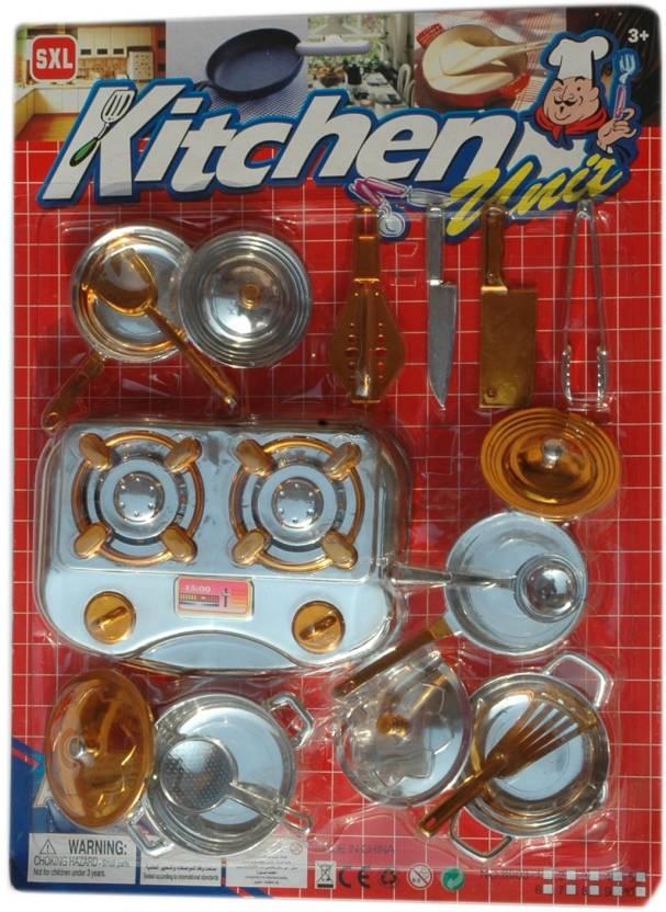 Kitchen Set For Girls For Girls Buy Kitchen Utensils Toys In