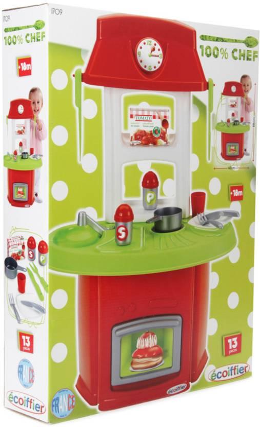 Ecoiffier Kitchen Set