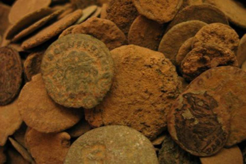 Generic Uncleaned Ancient Roman Bronze Coins