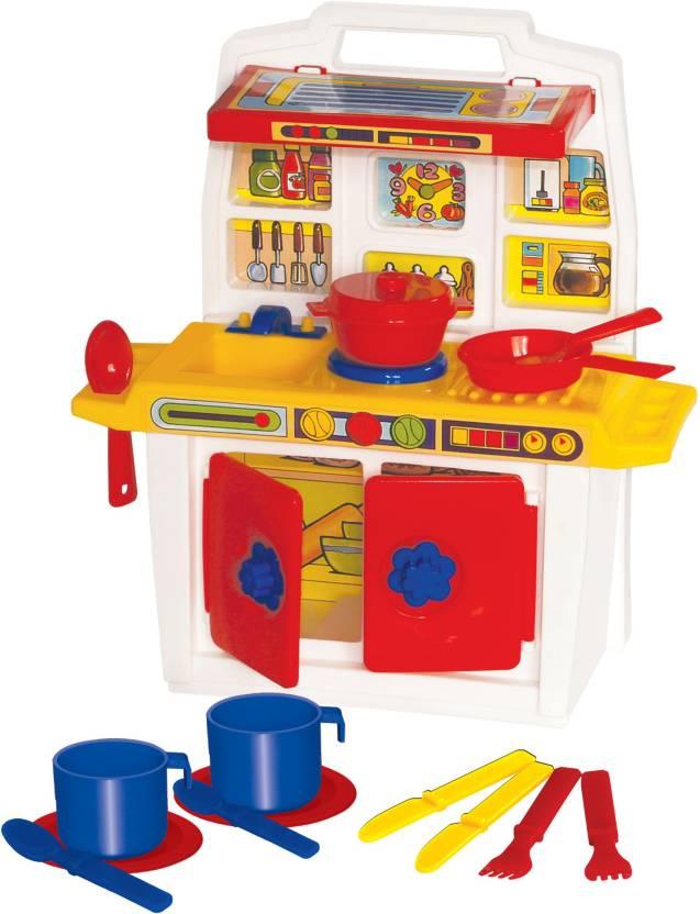 Toyzone Little Kitchen Set