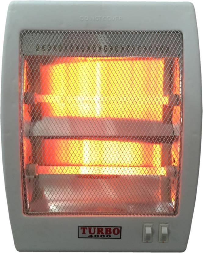 Turbo 4000 MAC2 Dual Rod Quartz Room Heater