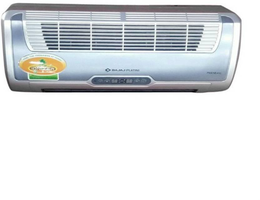 Bajaj Phx 10 Ptc Phx 10 Wall Mounted Ptc Fan Room Heater