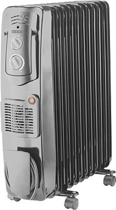 Usha Ofr 3209f Oil Filled Room Heater Price In India Buy