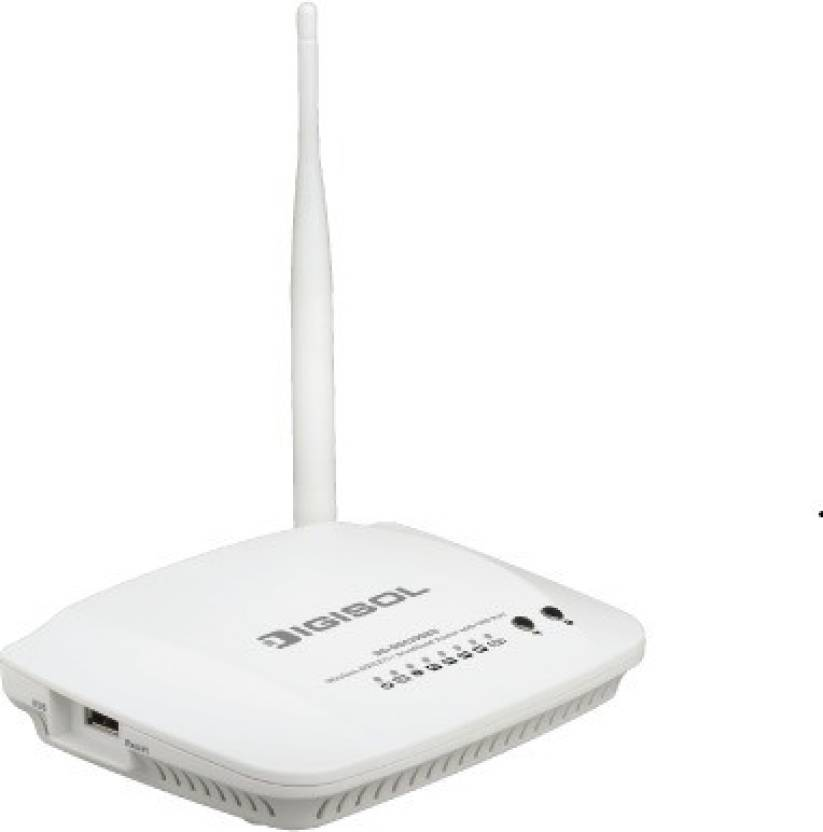 Digisol DG-BG4100NU 150 Mbps Wireless ADSL 2/2+ Broadband Router