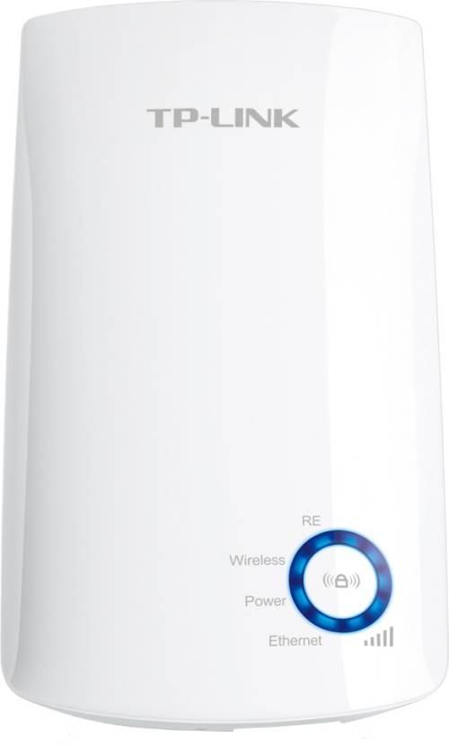 TP-Link TL-WA850RE 300 Mbps Universal Wi-Fi Range Extender Router  (White)