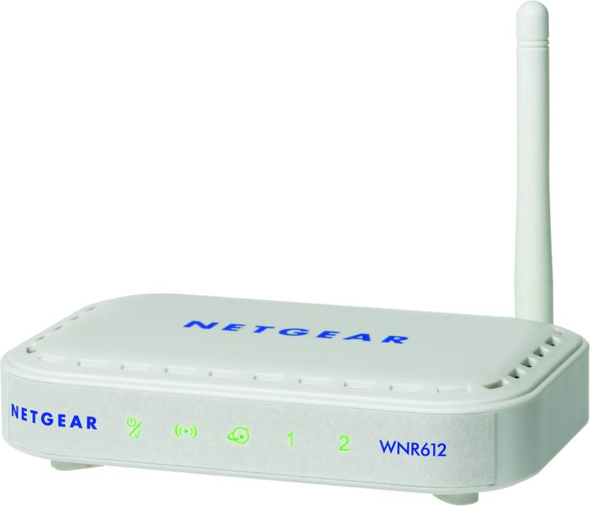 Netgear N150 Classic Wireless Router (WNR612)