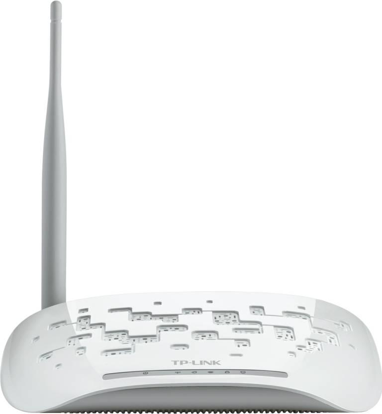 TP-LINK TD-W8151N 150Mbps Wireless N ADSL2 Modem Router