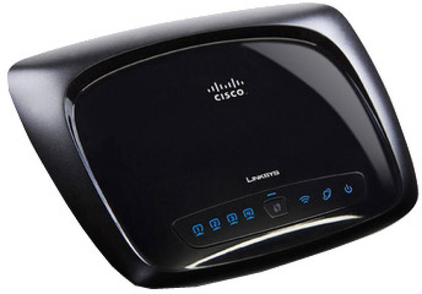 Cisco Linksys WRT120N Wireless-N Home Router