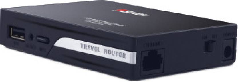 iBall Baton 3G Wi-Fi Travel Router (with Built-in Battery)