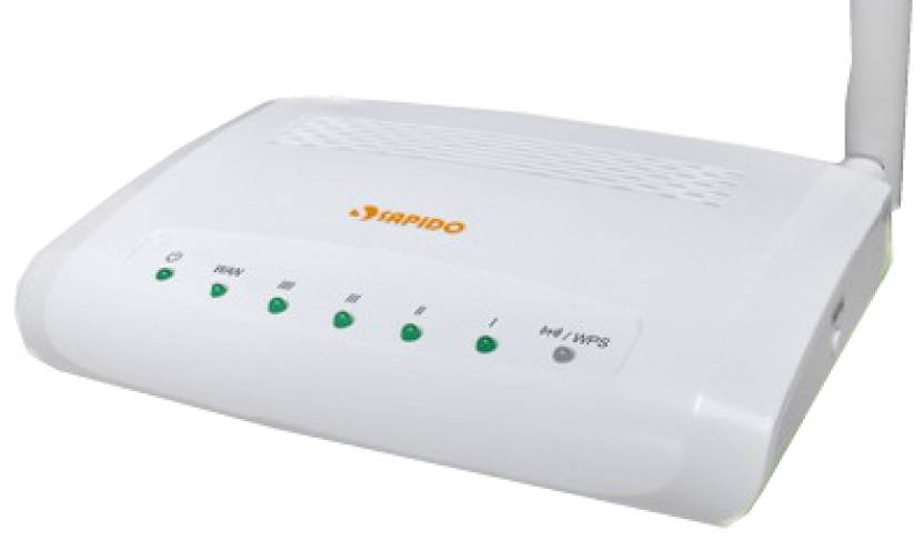 Sapido N Power Saving Broadband Router